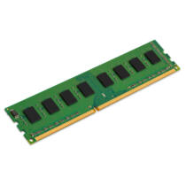 Kingston System Specific Memory 8GB DDR3 1333MHz Module - 8 GB - 1 x 8 GB - DDR3 - 1333 MHz - 240-pin DIMM - Green (KCP313ND8/8)