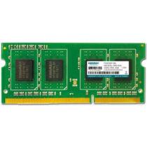 Kingmax KMSODDR316004GBL memóriamodul 4 GB 1 x 4 GB DDR3L 1600 Mhz (KMSODDR316004GBL)