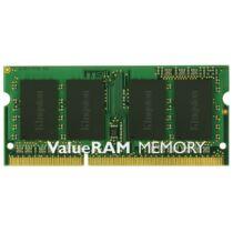 Kingston ValueRAM 8GB DDR3 1333MHz Module - 8 GB - 1 x 8 GB - DDR3 - 1333 MHz - 204-pin SO-DIMM (KVR1333D3S9/8G)