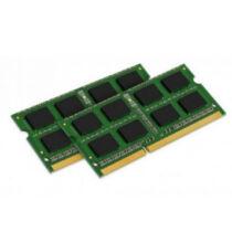Kingston ValueRAM 8GB DDR3L 1600MHz Kit - 8 GB - 2 x 4 GB - DDR3L - 1600 MHz - Green (KVR16LS11K2/8)