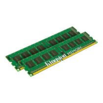 Kingston ValueRAM 8GB DDR3 1600MHz Kit - 8 GB - 2 x 4 GB - DDR3 - 1600 MHz - 240-pin DIMM (KVR16N11S8K2/8)