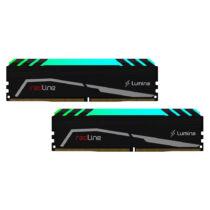 Mushkin Redline Lumina memóriamodul 32 GB 2 x 16 GB DDR4 3200 Mhz (MLA4C320EJJP16GX2)