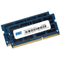 OWC OWC1867DDR3S08S - 8 GB - 2 x 4 GB - DDR3 - 1867 MHz - 204-pin SO-DIMM - Black, Blue, Gold (OWC1867DDR3S08S)