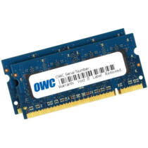 OWC 4GB DDR2-800 - 4 GB - 2 x 2 GB - DDR2 - 800 MHz - 200-pin SO-DIMM (OWC6400DDR2S4MP)