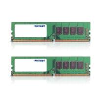 PATRIOT Memory Signature Line DDR4 16GB (2x 8GB) 2666MHz UDIMM - 16 GB - 2 x 8 GB - DDR4 - 2666 MHz - 288-pin DIMM (PSD416G2666K)