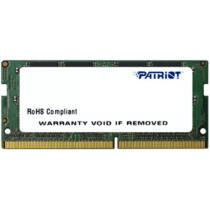 PATRIOT Memory 8GB DDR4 2400MHz - 8 GB - 1 x 8 GB - DDR4 - 2400 MHz - 260-pin SO-DIMM - Green (PSD48G240081S)