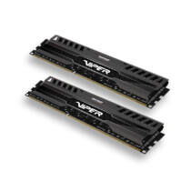 PATRIOT Memory 16GB (2 x 8GB) PC3-12800 (1600MHz) Kit - 16 GB - 2 x 8 GB - DDR3 - 1600 MHz - 240-pin DIMM (PV316G160C9K)