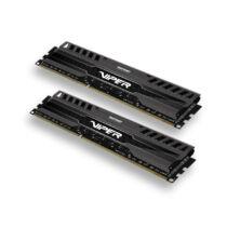 PATRIOT Memory 16GB (2 x 8GB) PC3-12800 (1600MHz) Kit - 16 GB - 2 x 8 GB - DDR3 - 1600 MHz - 240-pin DIMM (PV316G160C9K)