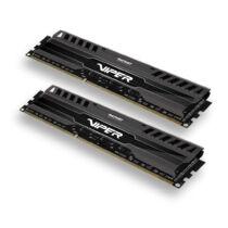 PATRIOT Memory 8GB C3-12800  - 8 GB - 2 x 4 GB - DDR3 - 1600 MHz - 240-pin DIMM (PV38G160C9K)
