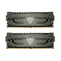 PATRIOT Memory Viper Steel PVS416G373C7K - 16 GB - 2 x 8 GB - DDR4 - 3733 MHz - 288-pin DIMM (PVS416G373C7K)
