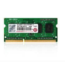 Transcend 4GB DDR3-1600 - 4 GB - 1 x 4 GB - DDR3 - 1600 MHz - 204-pin SO-DIMM (TS512MSK64W6H)