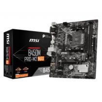 MSI B450M PRO-M2 MAX (AM4) (D) (7B84-017R)