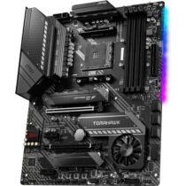 MSI MAG X570 TOMAHAWK WIFI - AMD - Socket AM4 - 2nd Generation AMD Ryzen™ 3 - AMD Ryzen 3 3rd Gen - 2nd Generation AMD Ryzen™ 5 - 3rd Generation... - Socket AM4 - DDR4-SDRAM - DIMM (7C84-001R)