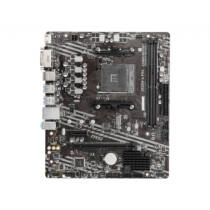 MSI A520M-A PRO - AMD - Socket AM4 - AMD Ryzen 3 3rd Gen - 3rd Generation AMD Ryzen 5 - 3rd Generation AMD Ryzen 7 - 3rd Generation AMD... - DDR4-SDRAM - DIMM - 1866, 2133, 2400, 2667, 2800, 2933, 3000, 3066, 3200, 3466, 3600, 3733, 3866, 4000, 4133, 4266