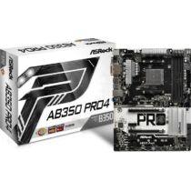 ASROCK AB350 PRO4 (AM4) (D) (90-MXB510-A0UAYZ)