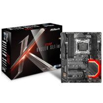 ASRock X299 Killer SLI/ac - Intel - LGA 2066 - Intel Core i9 - DDR4-SDRAM - DIMM - 2133, 2400, 2666, 2800, 2933, 3200, 3600, 3733, 3800, 3866, 4000, 4133, 4266, 4400 MHz (90-MXB5F0-A0UAYZ)