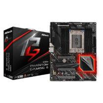 ASRock X399 Phantom Gaming 6 - AMD - Socket TR4 - AMD Ryzen - 3200, 3400, 3500 MHz - Socket TR4 - DDR4-SDRAM (90-MXB9B0-A0UAYZ)