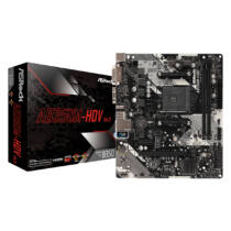 ASROCK AB350M-HDV R4.0 (AM4) (D) (90-MXB9K0-A0UAYZ)