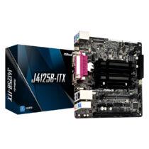 ASRock J4125B-ITX - Intel - Intel® Celeron® - J4125 - DDR4-SDRAM - DIMM - 2133, 2400 MHz (90-MXBCH0-A0UAYZ)