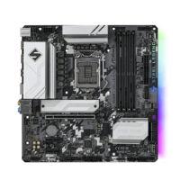 Asrock B560M Steel Legend Intel B560 LGA 1200 (Socket H5) Micro ATX (90-MXBFA0-A0UAYZ)