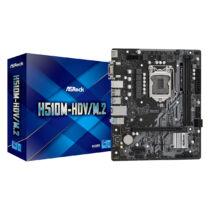 Asrock H510M-HDV/M.2 Intel H510 LGA 1200 Micro ATX (90-MXBFT0-A0UAYZ)