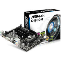 ASROCK Q1900M (Intel CPU on Board) (D) (90-MXGTH0-A0UAYZ)
