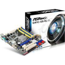 ASROCK G41C-GS R2.0 (LGA775) (D) (90-MXGU10-A0UAYZ)
