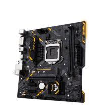 ASUS TUF B360M-E GAMING Intel® B360 LGA 1151 (H4 aljzat) Micro ATX (90MB0WK0-M0EAY0)