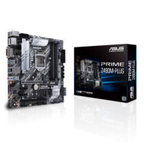 ASUS Prime Z490M-Plus Z490 - Motherboard - Intel Socket 1155 (Core i) (90MB12W0-M0EAY0)