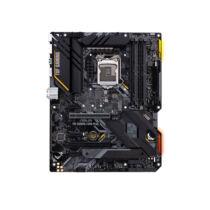 ASUS TUF GAMING Z490 PLUS ATX Mainboard 1200 DP/HDMI/M.2/USB3.2 - Motherboard - ATX (90MB1340-M0EAY0)