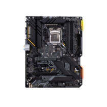 ASUS TUF GAMING Z490 PLUS ATX Mainboard 1200 DP/HDMI/M.2/USB3.2 - Motherboard - ATX (90MB1340-M0EAY0)