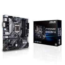 ASUS PRIME B460M-A - Intel - Intel® Celeron® - Intel® Core™ i3 - Intel Core i5 - Intel Core i7 - Intel Core i9 - Intel® Pentium® - DDR4-SDRAM - DIMM - 2133, 2400, 2666, 2800, 2933 MHz - 128 GB (90MB13E0-M0EAY0)
