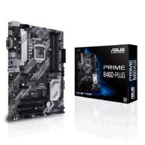 ASUS PRIME B460-PLUS - Intel - Intel® Celeron® - Intel® Core™ i3 - Intel Core i5 - Intel Core i7 - Intel Core i9 - Intel® Pentium® - DDR4-SDRAM - DIMM - 2133, 2400, 2666, 2800, 2933 MHz - 128 GB (90MB13J0-M0EAY0)