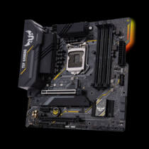 ASUS TUF GAMING B460M-PLUS - Intel - Intel® Celeron® - Intel® Core™ i3 - Intel Core i5 - Intel Core i7 - Intel Core i9 - Intel® Pentium® - DDR4-SDRAM - DIMM - 2133, 2400, 2666, 2800, 2933 MHz - 128 GB (90MB1450-M0EAY0)
