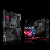 ASUS ROG STRIX B550-F GAMING(WI-FI) - AMD - Socket AM4 - AMD Ryzen - DDR4-SDRAM - DIMM - 2133, 2400, 2666, 2800, 3000, 3200, 3466, 3600, 3866, 4000, 4133, 4400, 4600, 4800, 5000 MHz (90MB14F0-M0EAY0)