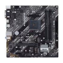 ASUS PRIME B550M-K - AMD - Socket AM4 - AMD Ryzen - DDR4-SDRAM - DIMM - 2133, 2400, 2666, 2800, 3000, 3200, 3333, 3466, 3600, 3733, 3866, 4000, 4133, 4266, 4400, 4600 MHz (90MB14V0-M0EAY0)