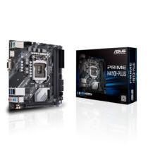 ASUS PRIME H410I-PLUS - Intel - LGA 1200 - Intel® Celeron® - Intel® Core™ i3 - Intel Core i5 - Intel Core i7 - Intel Core i9 - Intel® Pentium® - DDR4-SDRAM - DIMM - 2133, 2400, 2666 MHz (90MB14W0-M0EAY0)