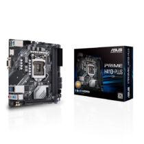 ASUS PRIME H410I-PLUS/CSM LGA 1200 (90MB14W0-M0EAYC)