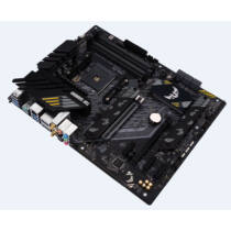 ASUS TUF GAMING B550-PLUS (WI-FI) - AMD - Socket AM4 - 3rd Generation AMD Ryzen 5 - 3rd Generation AMD Ryzen 7 - 3rd Generation AMD Ryzen 9 - DDR4-SDRAM - DIMM - 2133, 2400, 2666, 2800, 3000, 3200, 3333, 3466, 3600, 3733, 3866, 4000, 4133, 4266, 4400, 446