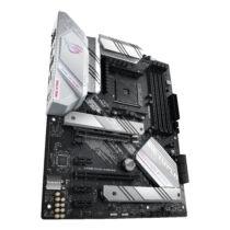 ASUS ROG STRIX B550-A GAMING - AMD - AMD Ryzen 3 - DDR4-SDRAM - DIMM - 2133, 2400, 2666, 2800, 3000, 3200, 3466, 3600, 3866, 4000, 4133, 4400, 4600 MHz - 128 GB (90MB15J0-M0EAY0)