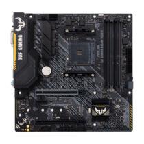 ASUS TUF Gaming B450M-Plus II - AMD - Socket AM4 - AMD Ryzen 3 - 2nd Generation AMD Ryzen™ 3 - AMD Ryzen 3 3rd Gen - AMD Ryzen 5 - 2nd Generation AMD... - DDR4-SDRAM - DIMM - 2133, 2400, 2666, 2800, 3000, 3200, 3400, 3466, 3533, 3600, 3733, 3866, 4000, 44