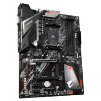 Gigabyte A520 AORUS ELITE - AMD - Socket AM4 - AMD Ryzen 3 3rd Gen - 3rd Generation AMD Ryzen 5 - 3rd Generation AMD Ryzen 7 - 3rd Generation AMD... - Socket AM4 - DDR4-SDRAM - DIMM (A520 AORUS ELITE)