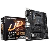 Gigabyte A520M S2H - AMD - Socket AM4 - AMD Ryzen 3 3rd Gen - DDR4-SDRAM - DIMM - 2133, 2400, 2667, 2933, 3200, 3333, 3600, 4000, 4400, 4600, 4866, 5000 MHz (A520M S2H)