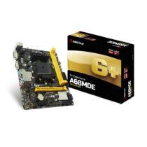 Biostar A68MDE - AMD - Socket FM2+ - AMD A, AMD Athlon II X4, AMD E2 - 100 W - DDR3-SDRAM - DIMM (A68MDE)