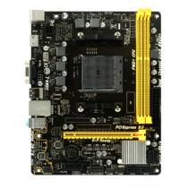 Biostar A68MHE - AMD - Socket FM2+ - AMD A - DDR3-SDRAM - DIMM - 800, 1066, 1333, 1600, 1866, 2133, 2400, 2600 MHz (A68MHE)