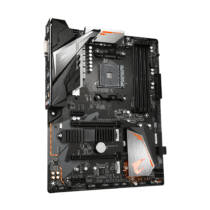 Gigabyte B450 AORUS Elite V2 - AMD - Socket AM4 - AMD Ryzen 3 - 2nd Generation AMD Ryzen™ 3 - AMD Ryzen 3 3rd Gen - AMD Ryzen 5 - 2nd Generation AMD... - DDR4-SDRAM - DIMM - 2133, 2400, 2667, 2933 MHz (B450 AORUS ELITE V2)