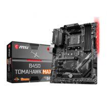 MSI B450 TOMAHAWK MAX alaplap AMD B450 AM4 foglalat ATX (B450 TOMAHAWK MAX)