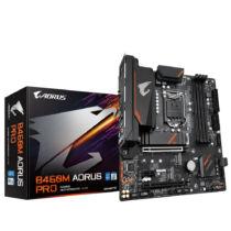 Gigabyte B460M AORUS PRO - Intel - LGA 1200 - Intel® Celeron® - Intel® Core™ i3 - Intel Core i5 - Intel Core i7 - Intel Core i9 - Intel® Pentium® - DDR4-SDRAM - DIMM - 2133, 2400, 2666, 2933 MHz (B460M AORUS PRO)