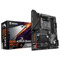 Gigabyte B550 AORUS PRO V2 alaplap AMD B550 AM4 foglalat ATX (B550 AORUS PRO V2)