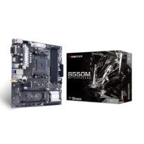Biostar B550MX/E PRO alaplap AMD B550 AM4 foglalat Micro ATX (B550MX/E PRO)